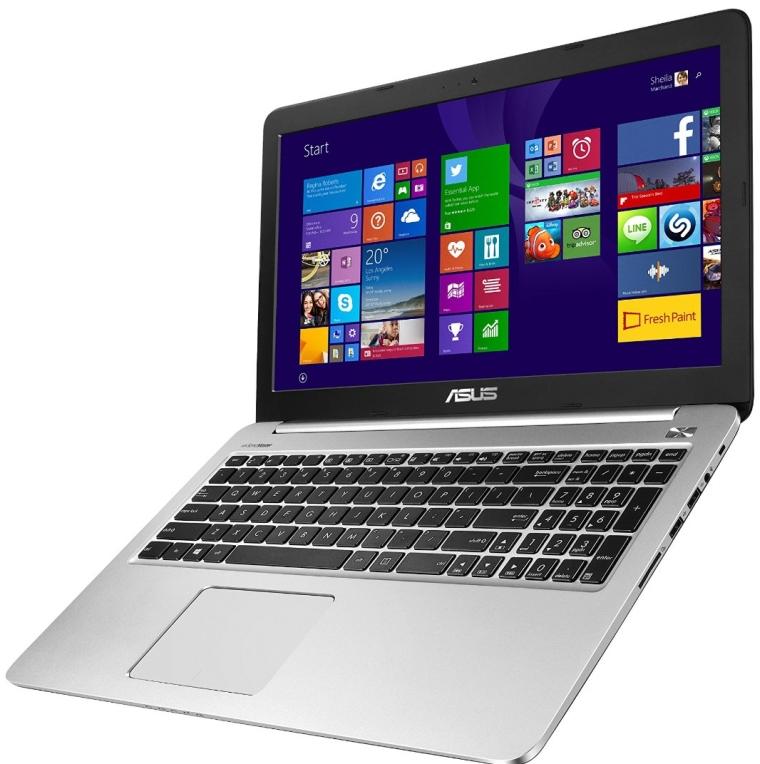 ASUS K501LX 15.6 Inch Laptop
