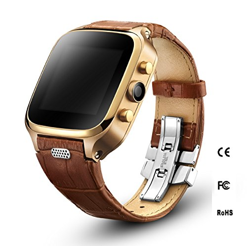 Android 4.4 GPS Wifi Fifine W9 Smart Watch