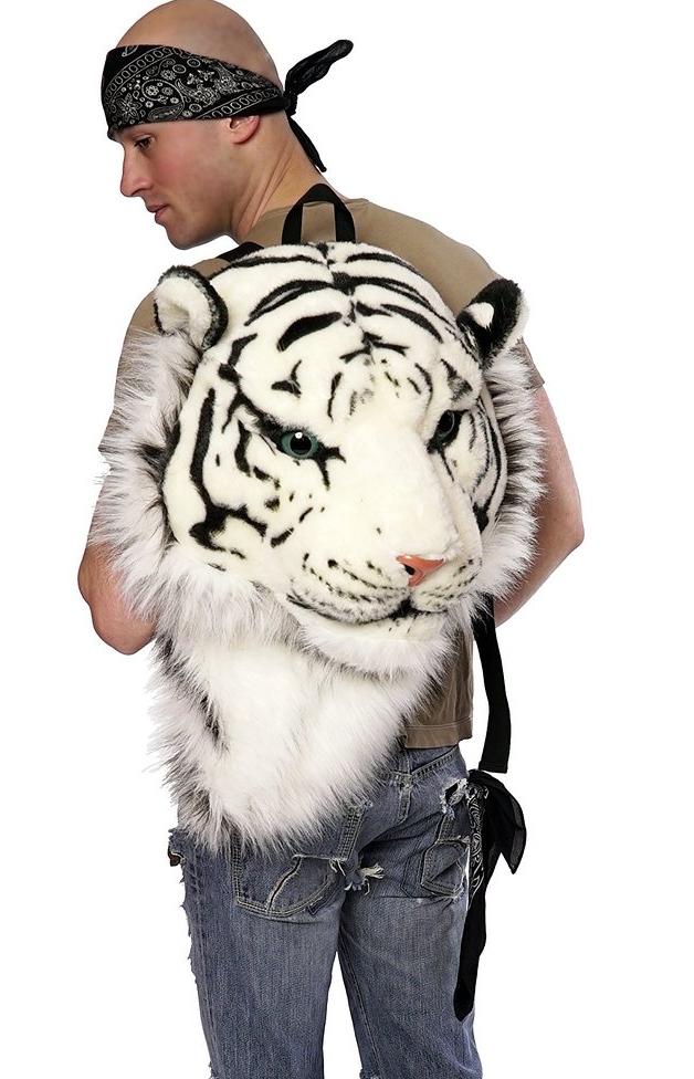 Animal Head Backpack