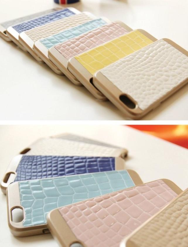 Greta Leather Case for Iphone 6