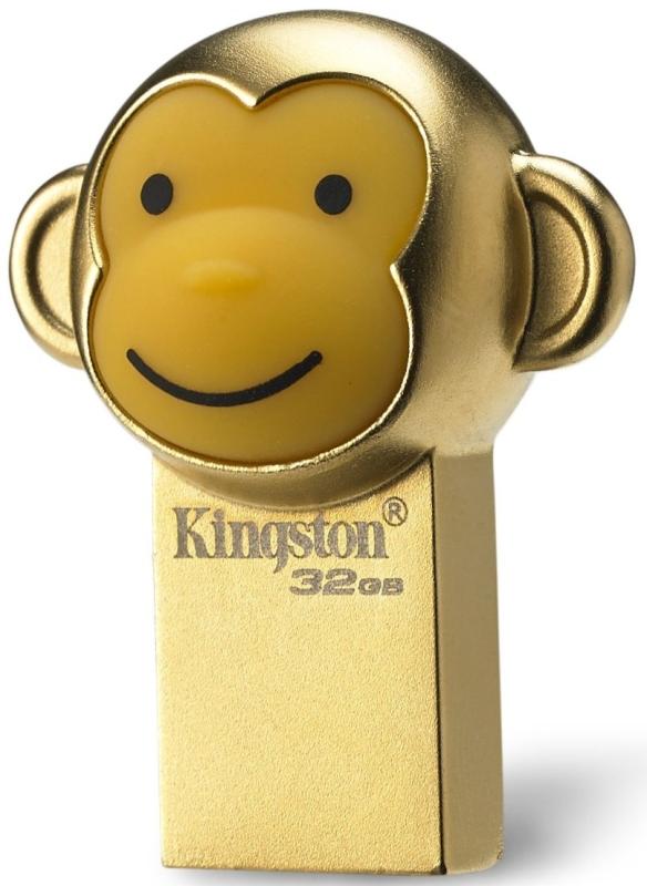 Kingston Digital 32GB Limited Edition Data Traveler USB 3.1 Year of the Monkey
