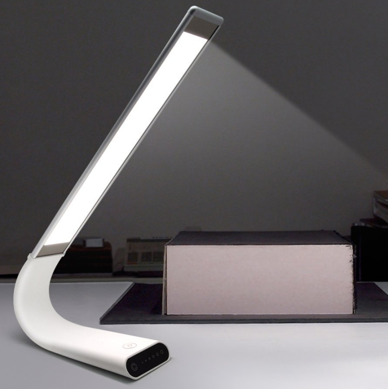 LED Reading Lamp, Dimmable Eye-care Desk ight