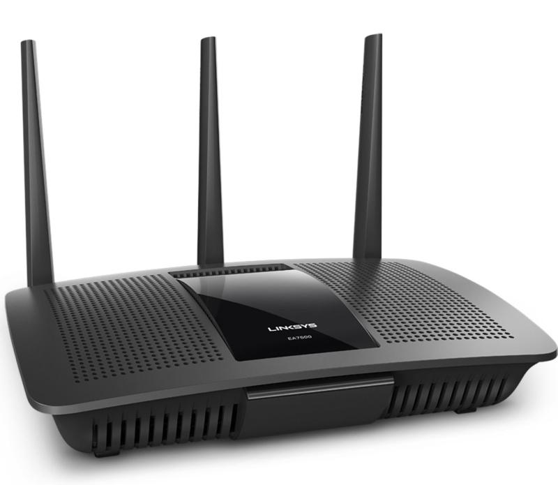 Linksys MAX-STREAM AC1900 Next Gen AC MU-MIMO Smart Wi-Fi Router