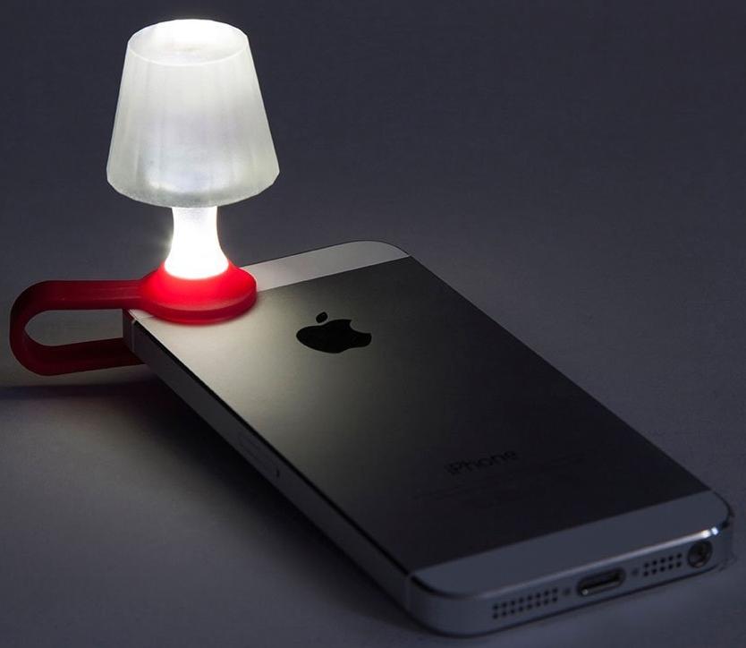 Mobile Phone Night Light