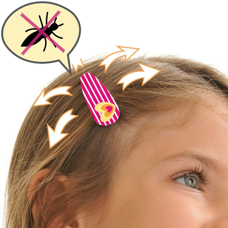 Mylee's ANTI LICE Hair Clips Patented