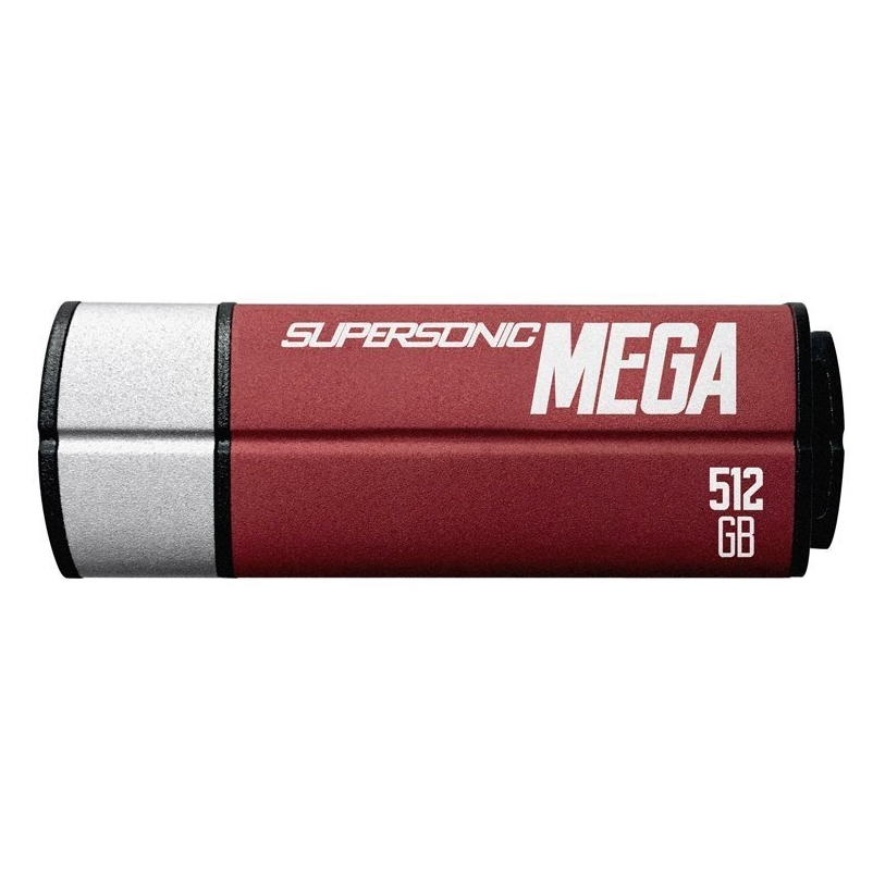 Patriot 512GB Supersonic Mega USB 3.1USB 3.0 Flash Drive