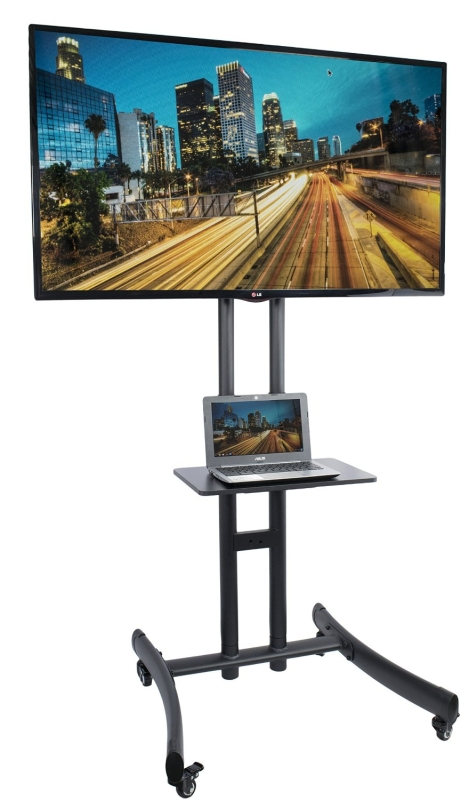 TV Cart for LCD LED Plasma Flat Panel Stand ount