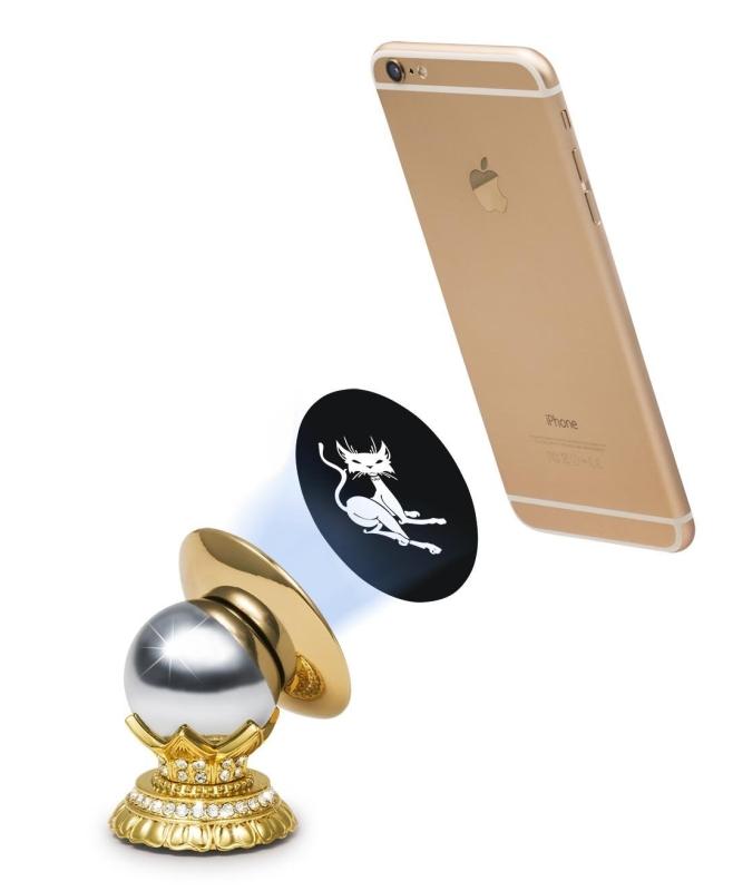 Car Phone Holder Universal Magnetic Cell Phone Kit