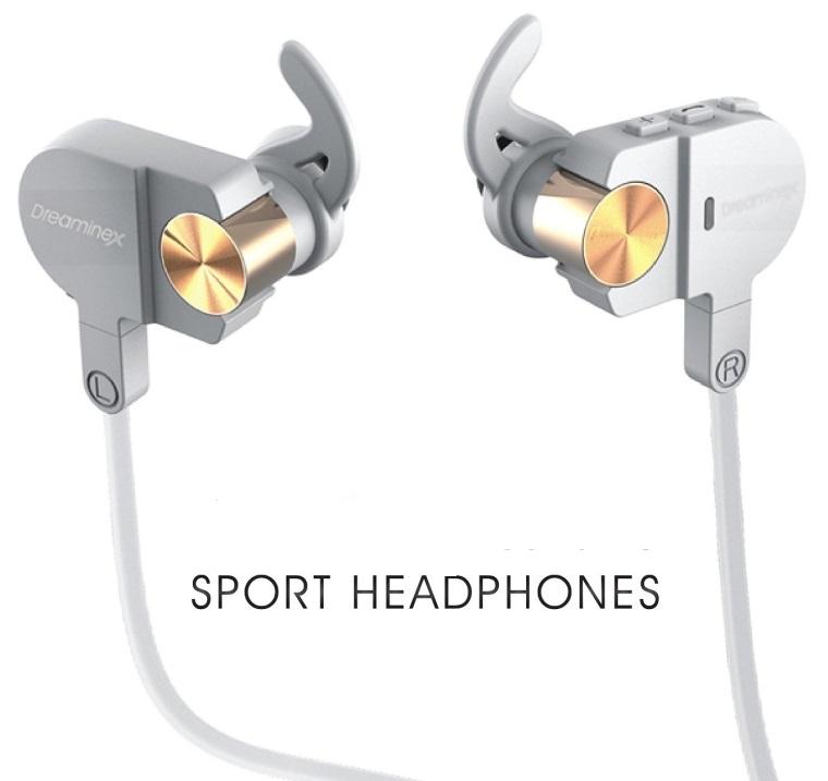 Light & Comfortable Sport Bluetooth Headphones i