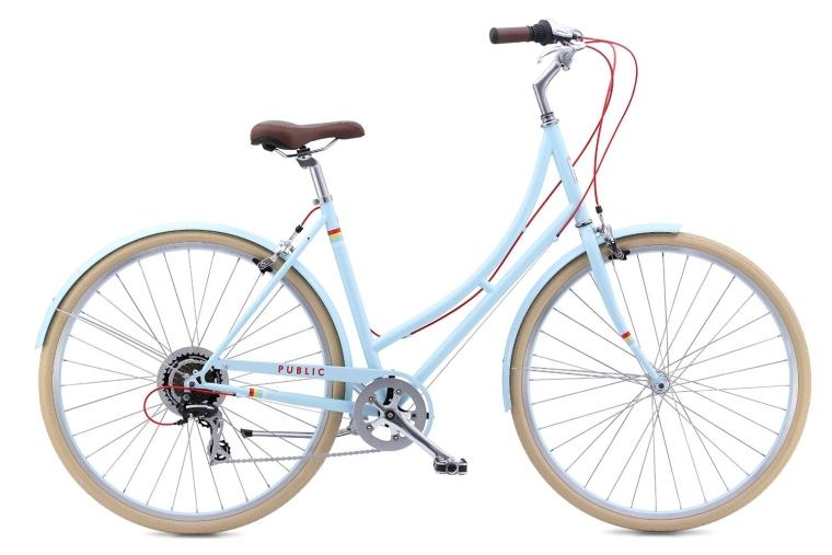PUBLIC Bikes Women's C7 Dutch Style Step