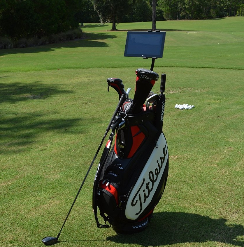 PerfectView Golf Bag Video Recording Device Mount