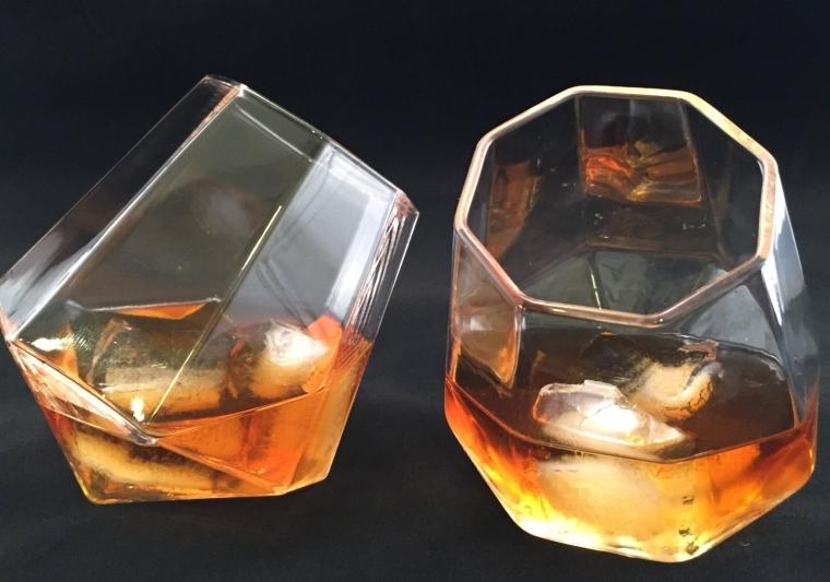 Rocks Diamond Glasses