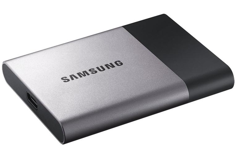 Samsung T3 Portable 2 TB USB 3.0 External SSD