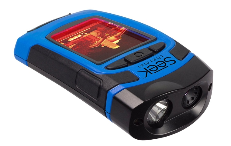 Seek Reveal - All In One Handheld Thermal Imager with Flashlight