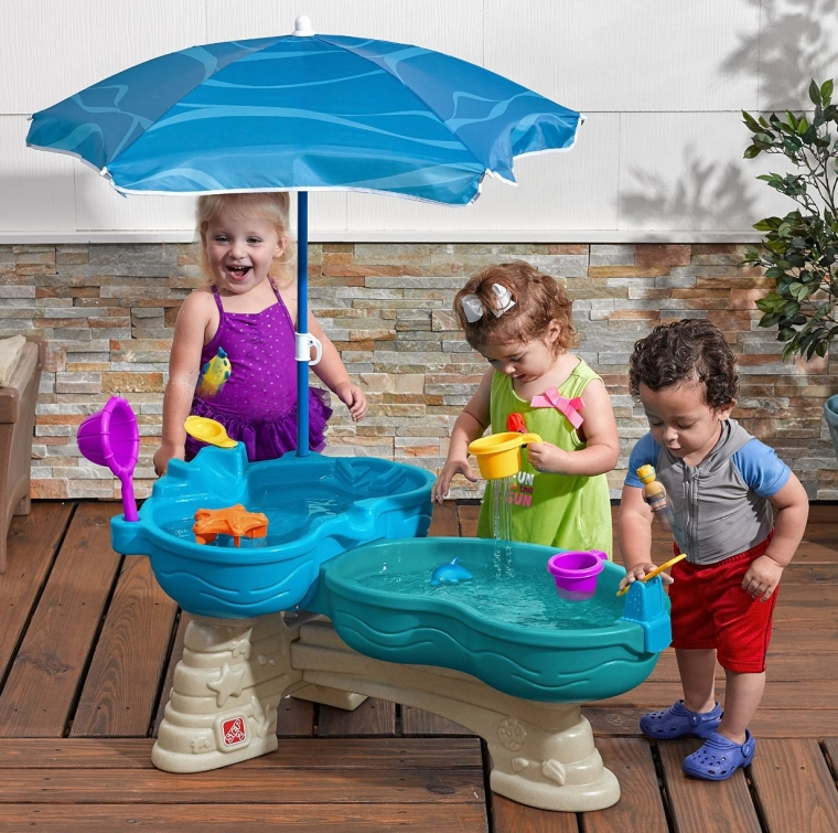 Step2 Spill  Splash Seaway Water Table