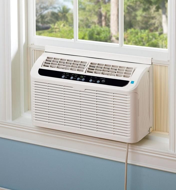 The World's Quietest Window Air Conditioner