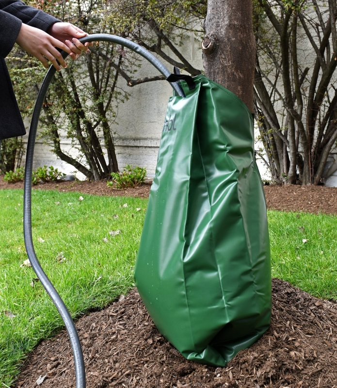 20 Gallon Slow-Release Watering Bag for Trees