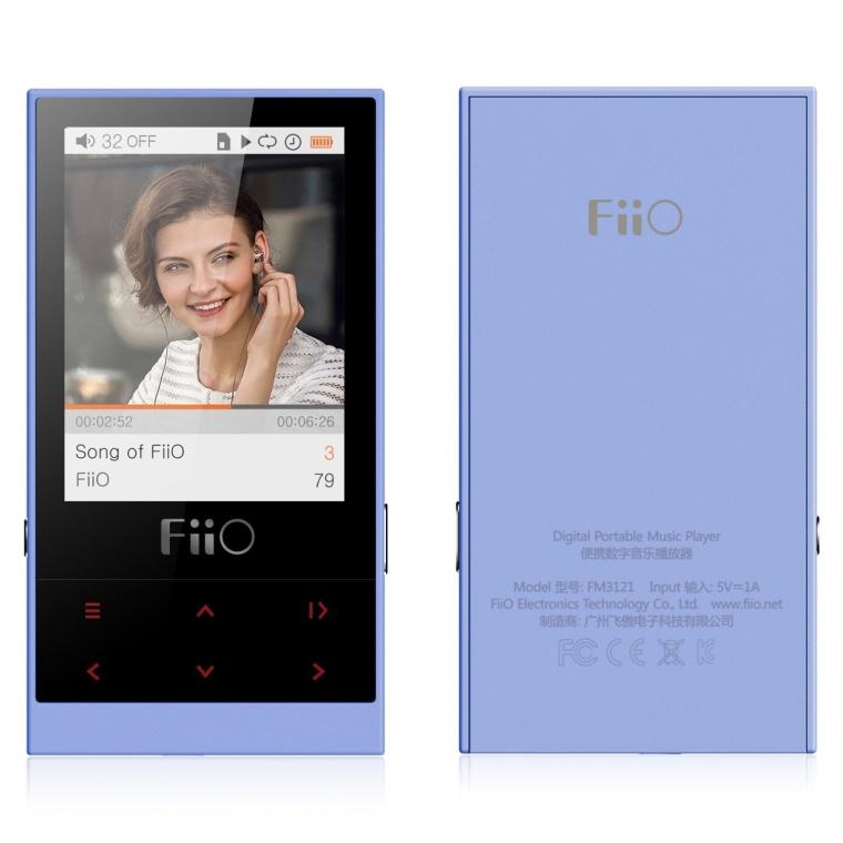 8GB Micro-Portable Digital Music Player