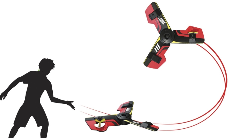 Air Hogs, 360 Hoverblade, Remote Control Boomerang