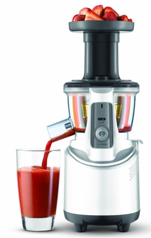 Food Juicer with Food Hopper & Lid