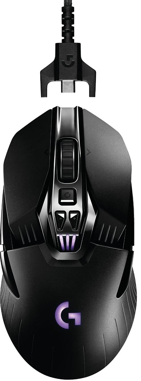 Logitech G900 Chaos Spectrum Professional Grade WiredWireless Gaming Mouse