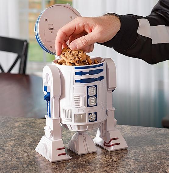 Star Wars R2-D2 Talking Cookie Jar