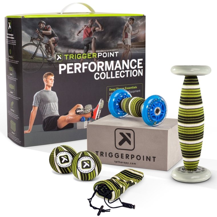 TriggerPoint Performance Collection for Total Body Deep Tissue Self-Massage