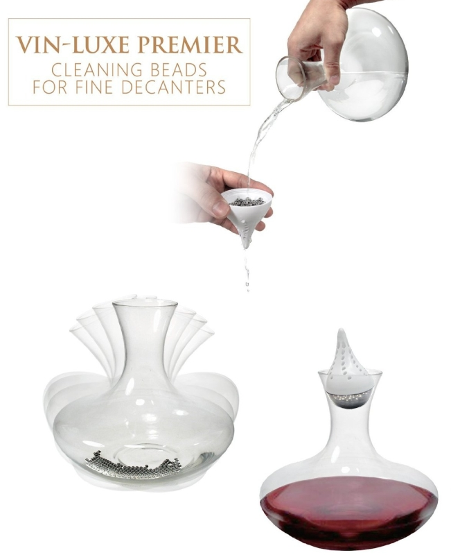 Vinluxe Premier Cleaning Beads
