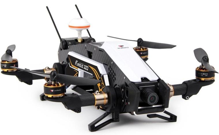 Walkera Furious 320 BNF FPV RC Racing Quadcopter Basic Version w1080P CameraOSD