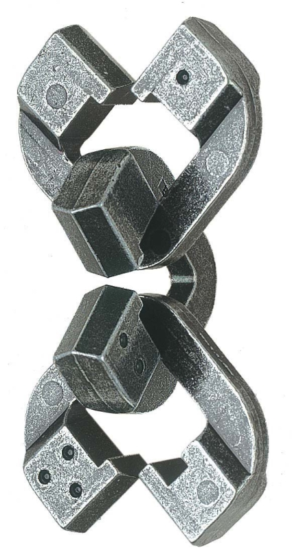 Cast Jigsaw Puzzle - Cast Chain difficulty 6