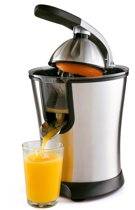 Easy to Use Stainless-steel Motorized Citrus Juicer