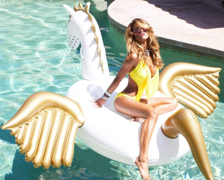 Giant Inflatable Pegasus Pool Floats