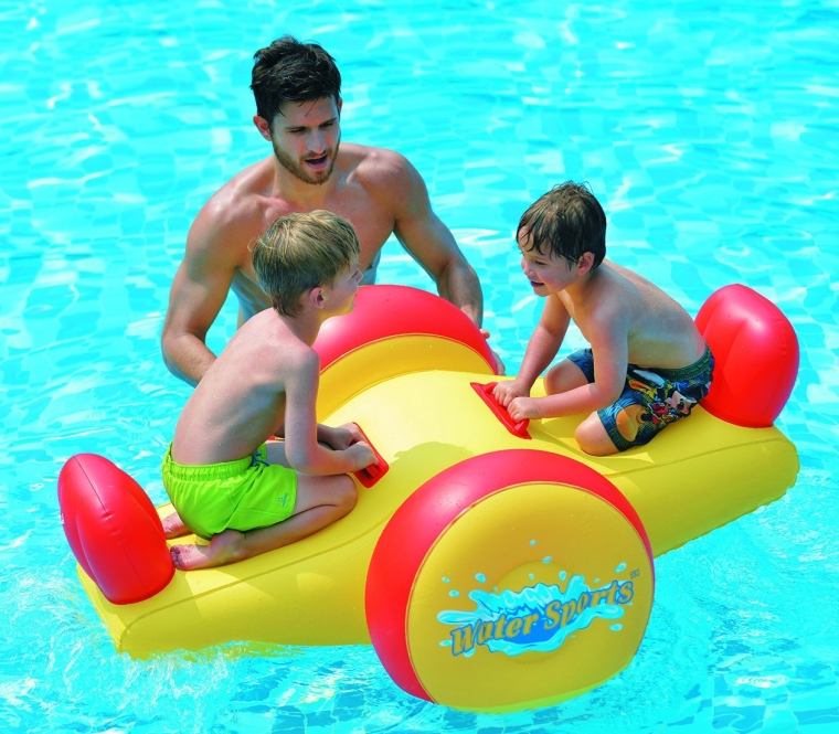 Inflatable See-Saw Float Pool Toy