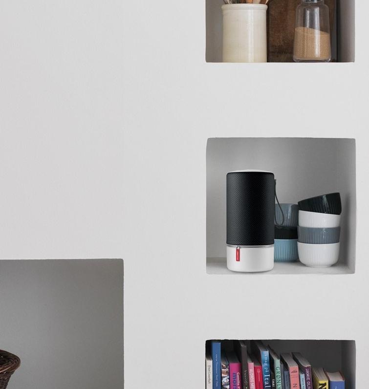 Libratone ZIPP WiFi + Bluetooth Multi-Room Wireless Speaker