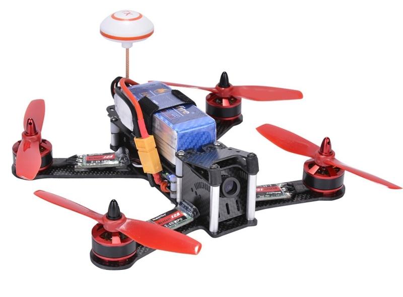 Makerfire BIBI BIRD FPV 210 Racer Quadcopter Kit