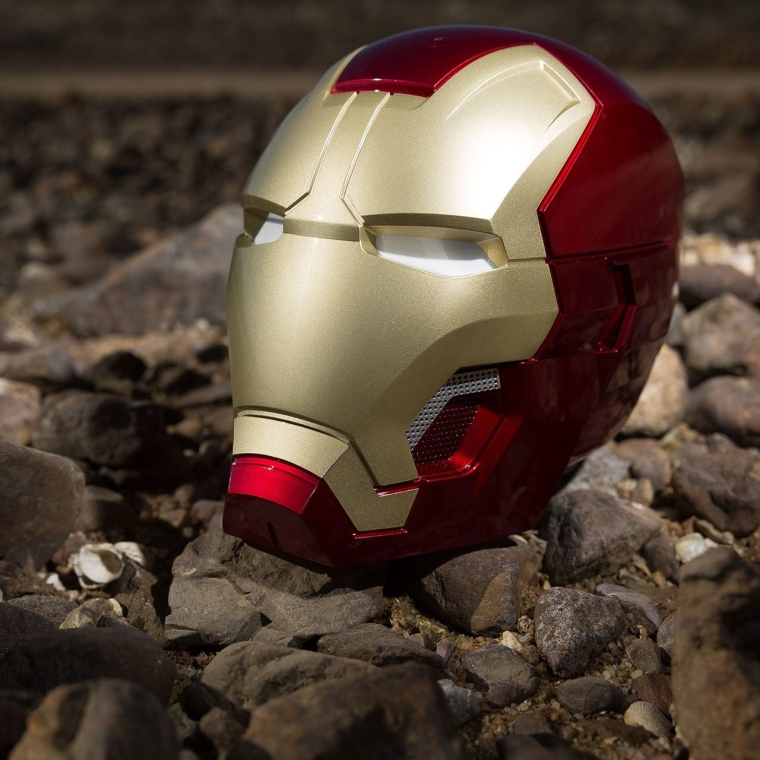 Marvel Iron Man Avengers 2 Mark 43 11th Scale Limited Edition Bluetooth Wireless Speaker