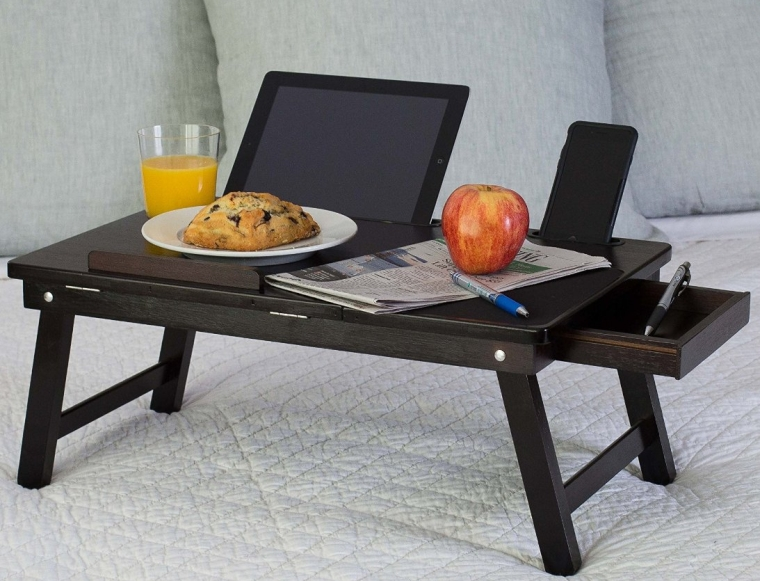 Sofia + Sam Multi Tasking Laptop Bed Tray (