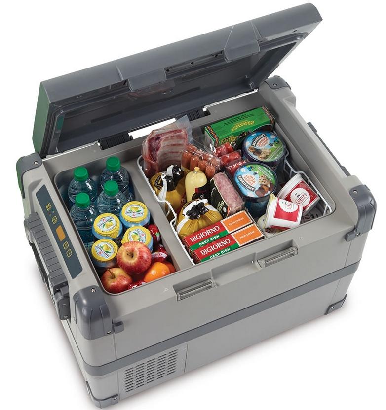 The 53 Quart Portable FreezerCooler