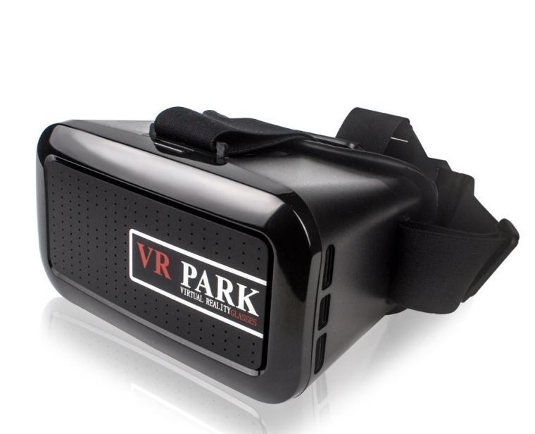 UniFane 3D VR Virtual Reality Headset 3D Glasses for 4.0 - 6.0 Smart Phone +controller