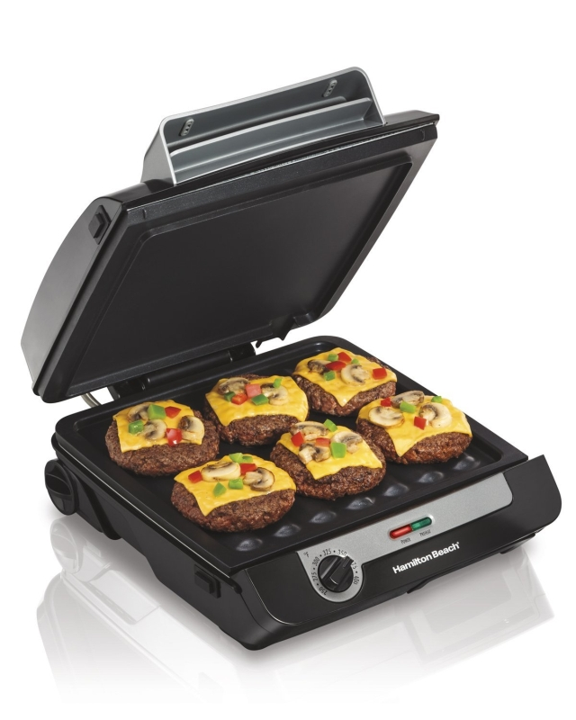 3-in-1 MultiGrill Indoor Grill