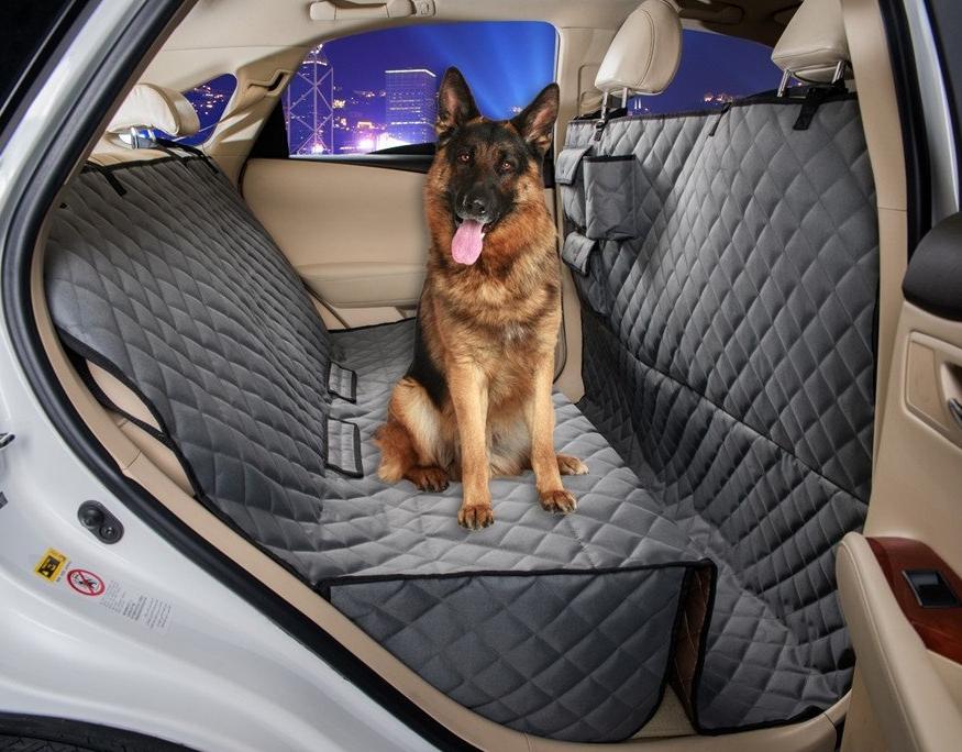 Dog Car Seat Cover Anti Slip