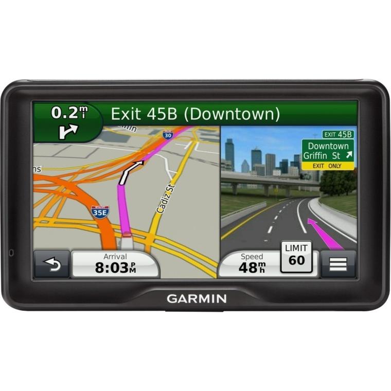 Garmin Dezl 760 LMT 7-Inch Bluetooth Trucking GPS with Lifetime Maps & Traffic