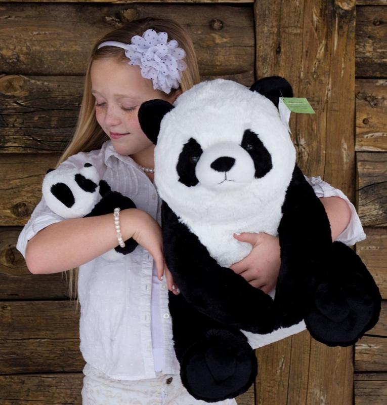 Giant Pandas Plush Stuffed Animals