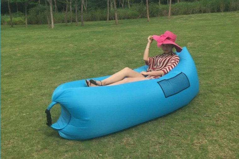 Inflatable Lounger Air Filled Balloon Furniture