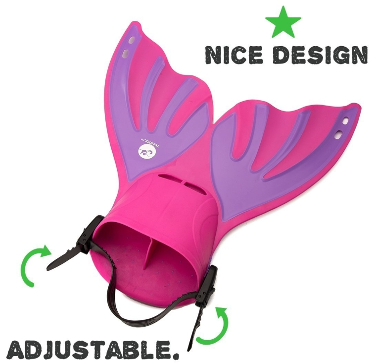 New Design Mermaid Swimming Fin