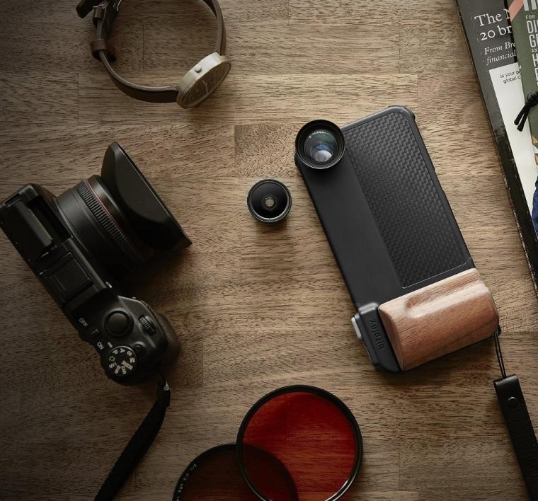 PRO iPhone Case (Premium Kit Black)
