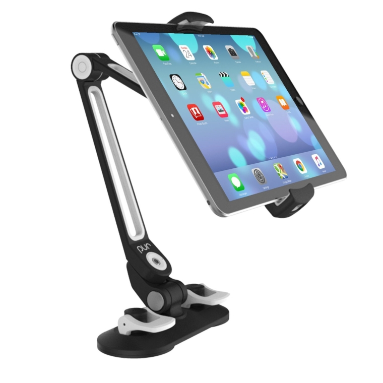 PUR Tablet ComputerCell Phone Universal Mount Stand with Suction Cup Base