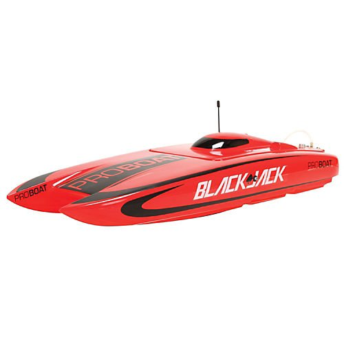 Pro Boat Blackjack Catamaran Brushless RTR