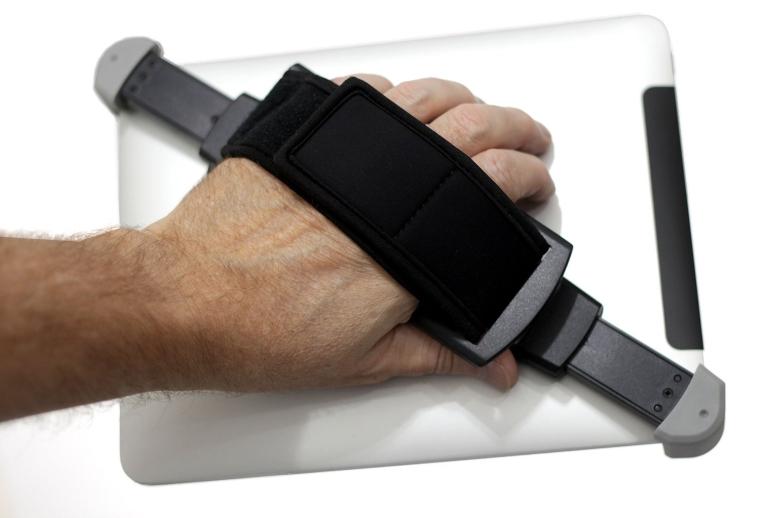 Soft Neoprene hand-held holder for your tablet