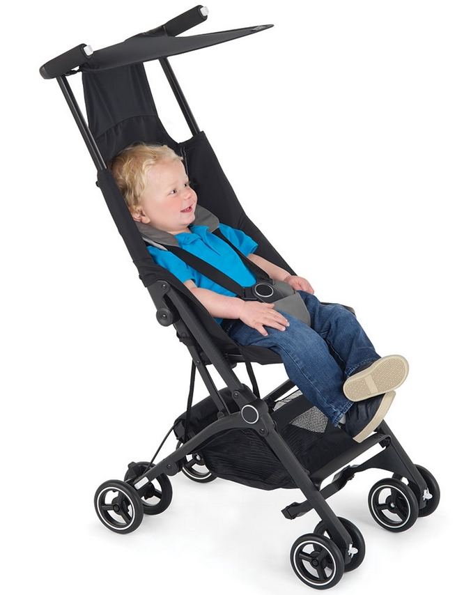 The Compact Airline Friendly Stroller